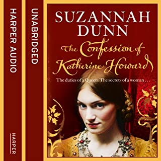 The Confession of Katherine Howard audiobook cover art