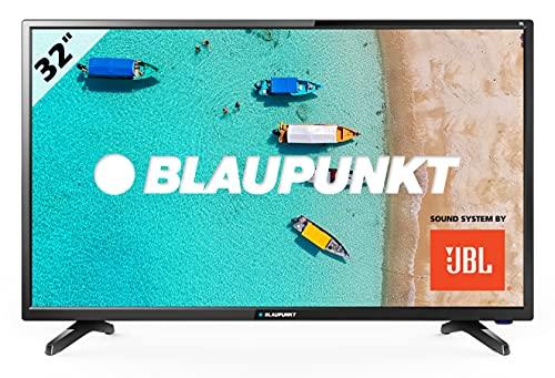 Blaupunkt BN32H2062ESEB - TV 32 Pulgadas 32' (resolución 1368 x 720, 3X HDMI, 2X USB) Color Negro