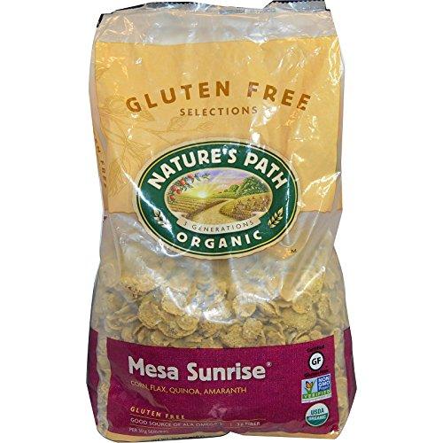 Nature's Path, Organic, Mesa Sunrise, Gluten-Free Cereal, 26.4 oz(Pack of 3)