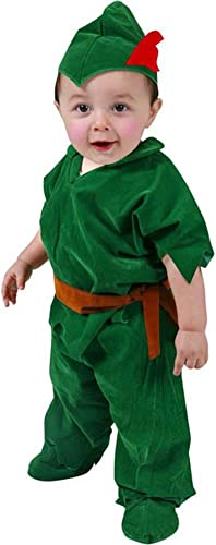 Deluxe Toddler Peter Pan Costume (Größe 4T) by Top Trims