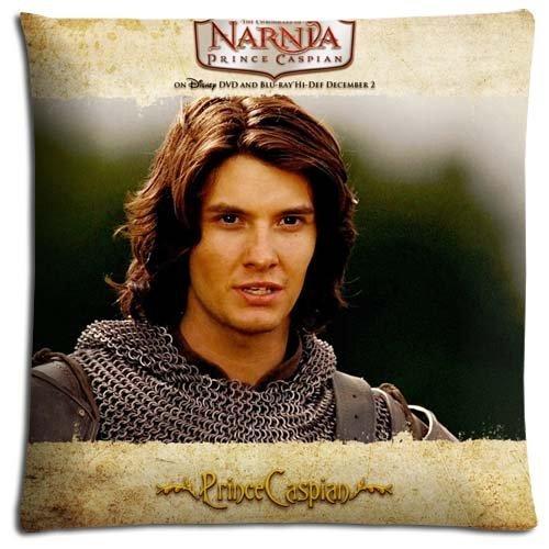 OF Home Pillow Shell case Polyester + Cotton super The Chronicles Narnia Prince Caspian Kissenbezüge (45cmx45cm)