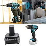 <span class='highlight'><span class='highlight'>HiFuture</span></span> Battery Convertor Adapter With USB Charging Port, MT20RNL Adpter Compatible for Makita Roybi 18V Battery and Most Batteries for MAKITA BL1860B/BL1860/BL1850B/BL1850 Cordless Plug Tools