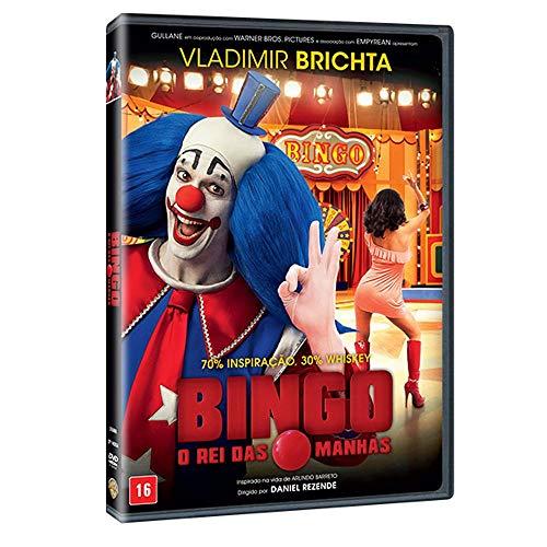 Bingo O Rei Das Manhas [DVD]