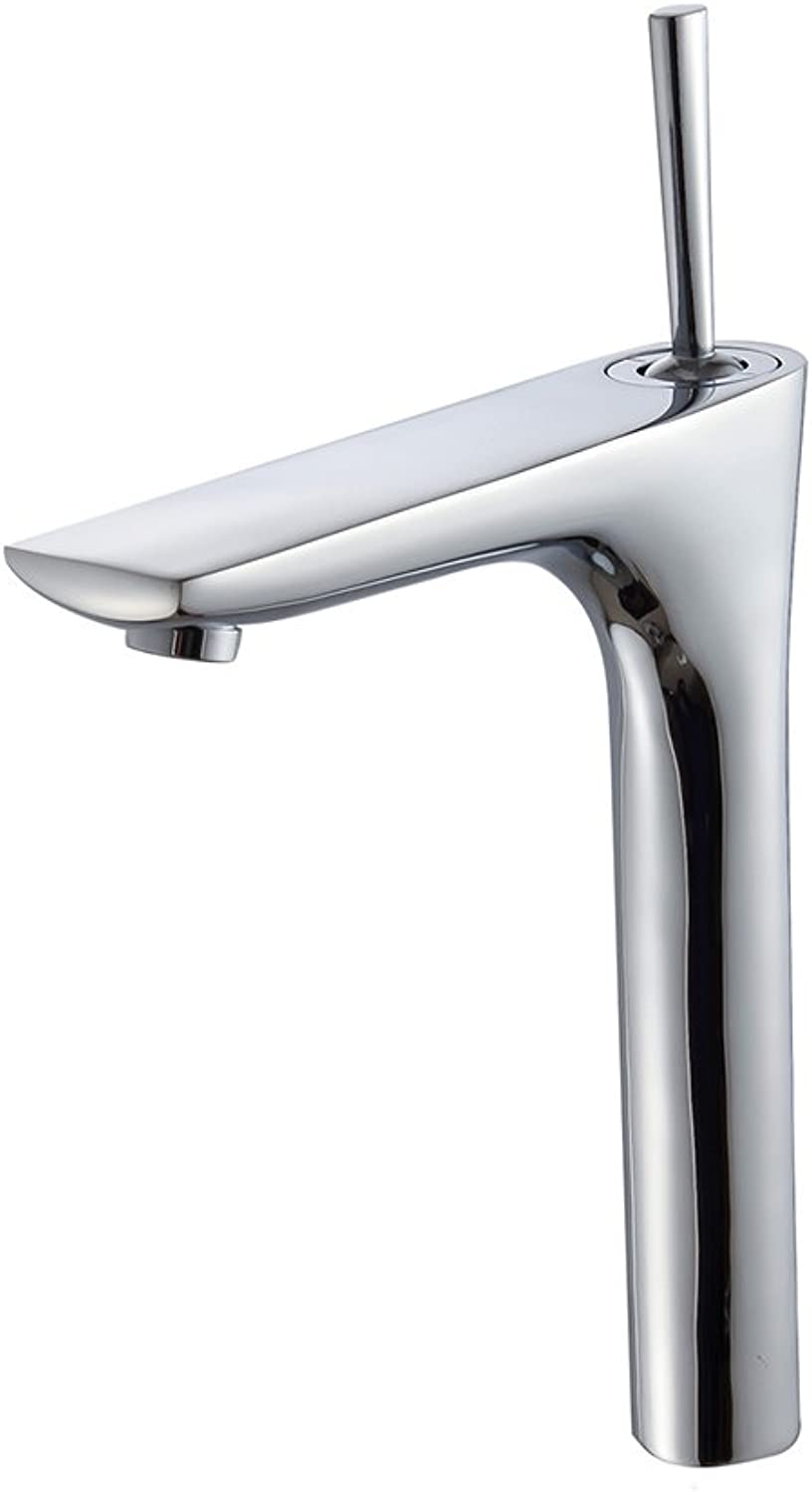 Bathroom Sink Taps YIXINY S-5052 Creative Washbasin Taps Brass Material,Cold And Hot Water, Water Saving,Bathroom Sink Mixer Taps,Bathroom Taps