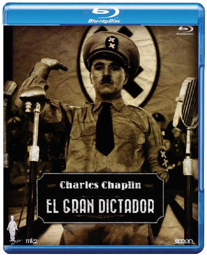 El Gran Dictador [Blu-ray]
