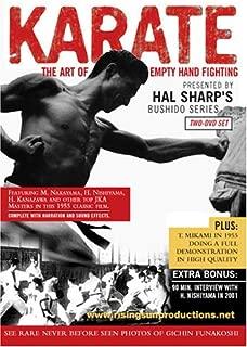 Shotokan Karate the Art of Empty Hand Fighting Set