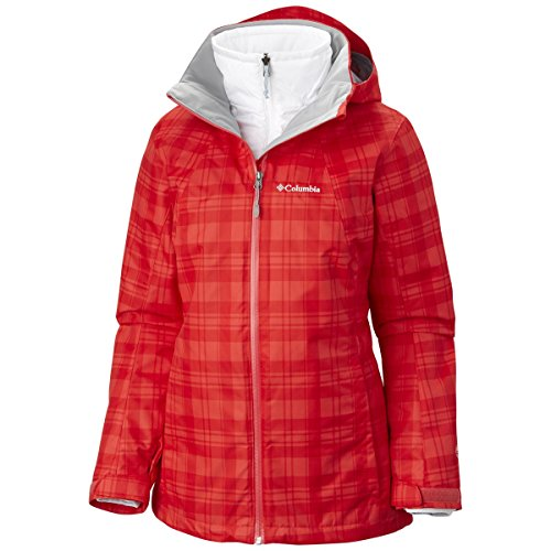 ColumbiaWhirlibird Interchange Jacket, Womens, Red...