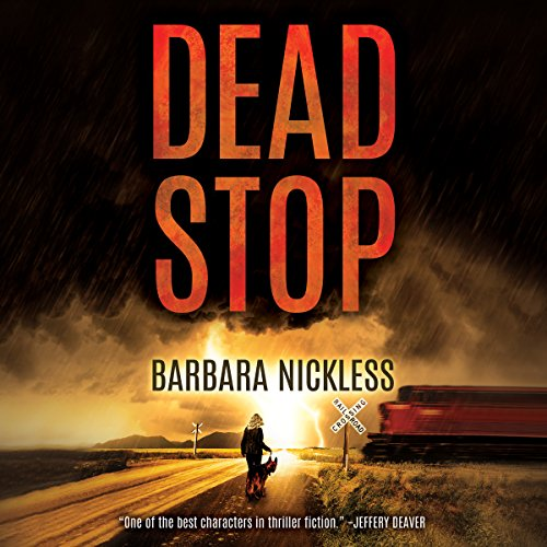 Dead Stop audiobook cover art