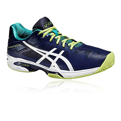 Asics Gel-Solution Speed 3 Clay Zapatilla De Tenis - (15 UK)