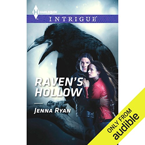 Raven's Hollow audiobook cover art