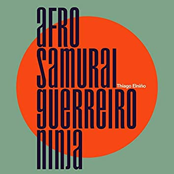 Afro Samurai Guerreiro Ninja