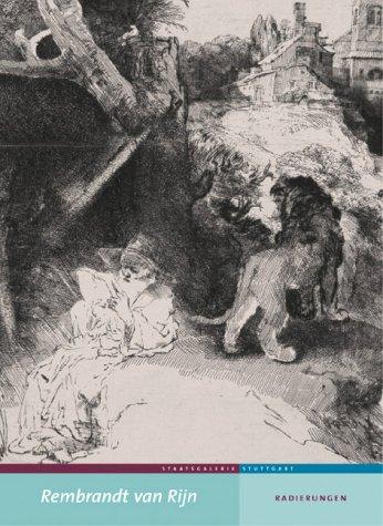 Rembrandt. Zwölf Meisterradierungen.
