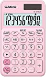 CASIO SL-310UC-PK - Calculadora, 0.8 x 7 x 11.8 cm, color Rosa