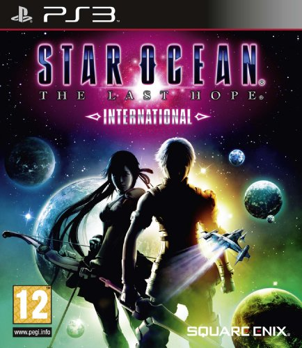 Star Ocean The Last Hope (Playstation 3)