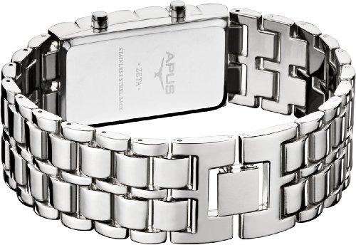 APUS Zeta Silver Blue AS-ZT-SB Orologio LED uomo Miglior design