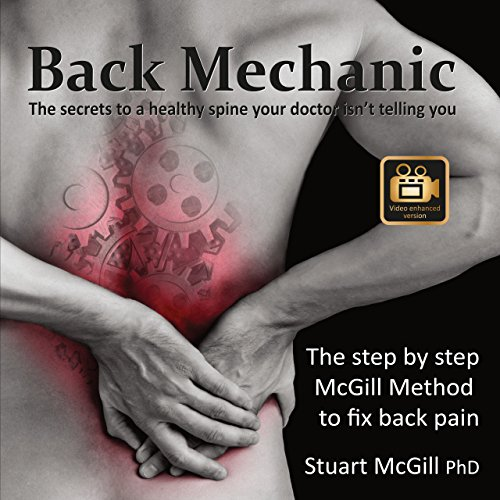Compare Textbook Prices for Back Mechanic-VIDEO ENHANCED VERSION  ISBN 9780973501889 by Stuart McGill