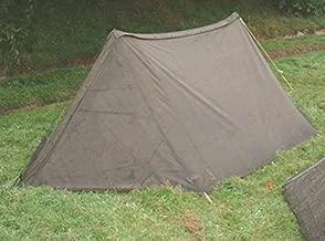 U.S. Military Half Shelter Pup Tent
