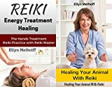 Reiki Energy Treatment HealingThe Hands Treatment Reiki Practice with Reiki Master: With Reiki Animal Healing Healing Your Animal With Reiki Box Set Collection (English Edition)