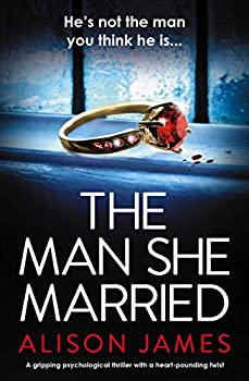 The Man She Married  A gripping psychological thriller with a heart-pounding twist