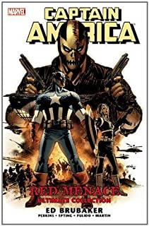 Captain America: Red Menace Ultimate Collection (0785156178) | Amazon price tracker / tracking, Amazon price history charts, Amazon price watches, Amazon price drop alerts