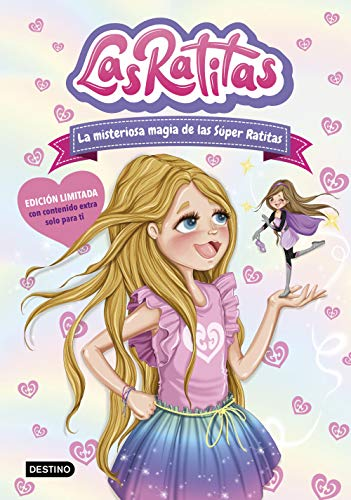 ~Reading~ Las Ratitas 3. La misteriosa magia de las Súper Ratitas. Edición especial (Youtubers infantiles) PDF Books