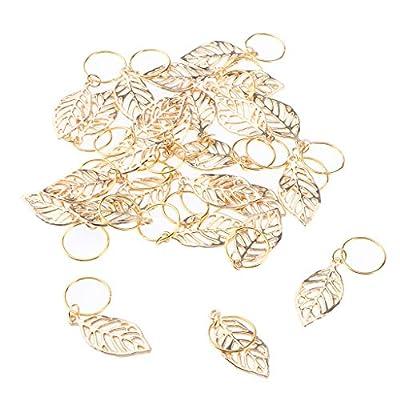 SDENSHI 30pcs Dreadlock Beads