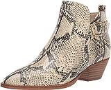 Sam Edelman Neena Beach Multi Pacific Snake Leather 7 M