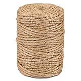 La cordeline - Cordel de Yute Natural (5 mm)