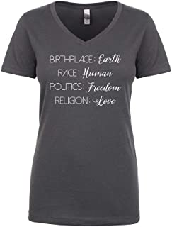 birthplace earth shirt