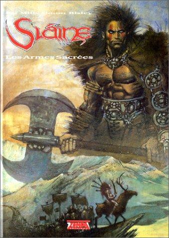 Slaine, tome 2 : Les Armes sacrées