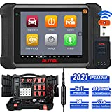 Autel MaxiSys MS906TS, Combination of MS906BT and Complete TPMS, 2021 Newest Automotive Diagnostic Scan Tool with MV108, Advanced ECU Coding, Active Tests, 31+ Services, OE All Systems Diagnosis