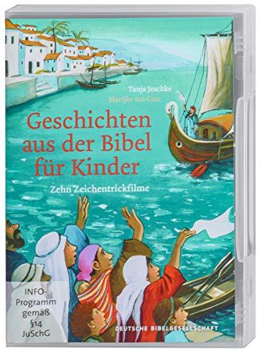 Geschichten aus der Bibel für Kinder, DVD