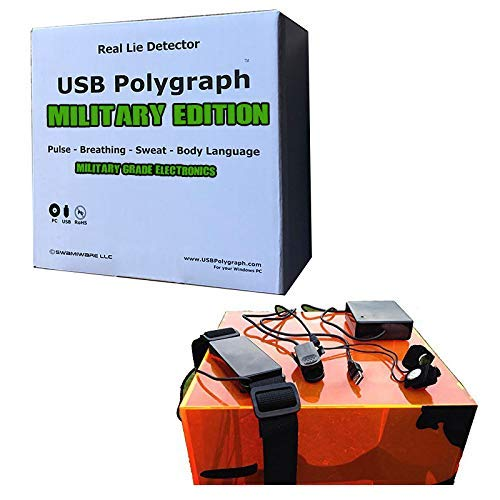 USB Polygraph 3: Military Edition (Packaging May...