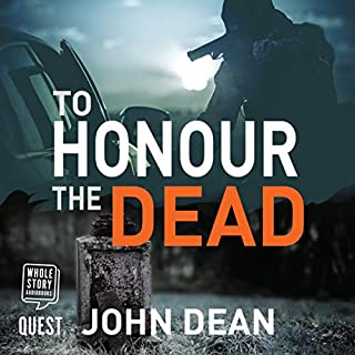 To Honour the Dead audiobook cover art
