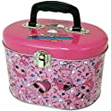 The Tin Box Company L.O.L. Surprise! Oval Tote Storage Tin