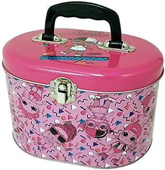 The Tin Box Company L.O.L. Surprise! Oval Tote Storage Tin