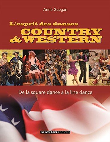 L'esprit des danses country & western PDF Books