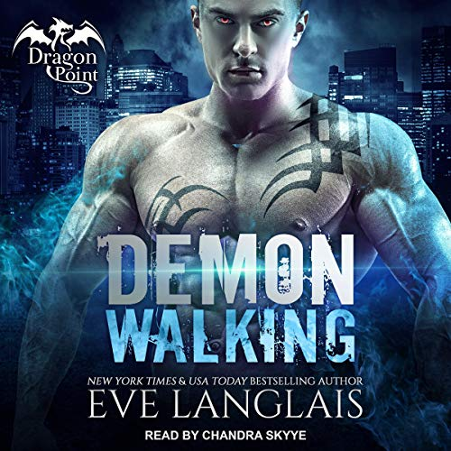 Couverture de Demon Walking