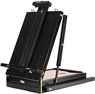YXSDD Convenient Multi-Function Sketching Oil Painting Box, Collapsible Oil Painting Frame for Convenient Storage for Adul...