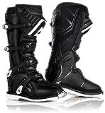 Acerbis 0021596.090.043 X-Pro V. Boots Bottes Noir Taille 43