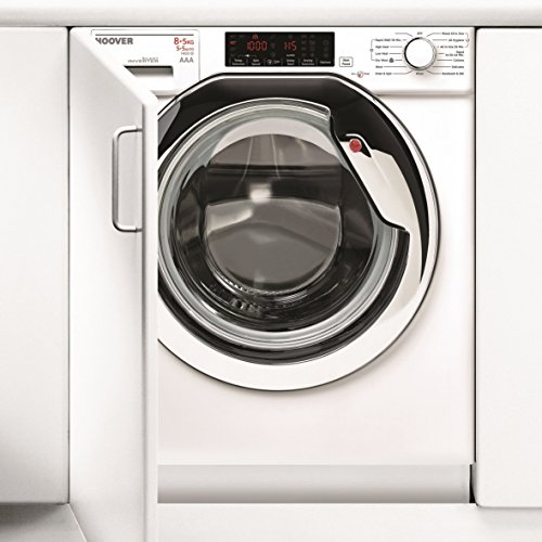 Hoover HBWD8514TAHC SUPER SILENT Built-In Washer...