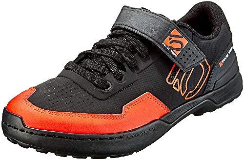 adidas 5.10 Kestrel Lace, Zapatillas Deportivas Hombre, Core Black/Solar Red/Grey Two F17, 42 2/3 EU