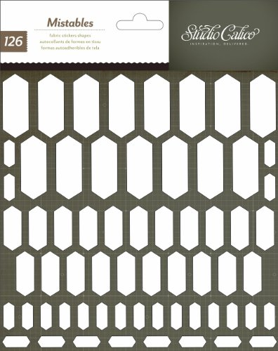 Studio Calico Mistable Thickers - Elongated Hexagon