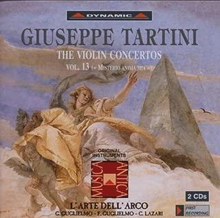 Tartini: Violin Concertos Vol.13