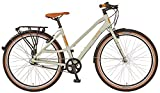 "Prophete Damen URBANICER 20.BMU.10 Urban Bike 28"" Fahrrad, Sand, RH 48"