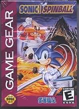 Sonic Spinball [Sega Game Gear] SONIC The Hedgehog PINBALL
