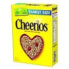 Cheerios Cereal, 525 Gram