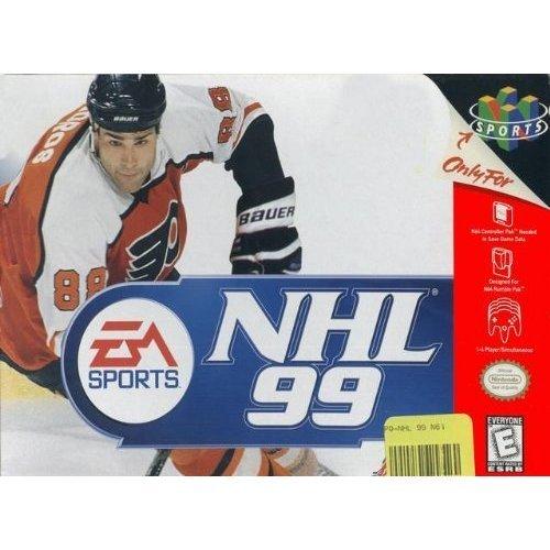 NHL'99 [Nintendo 64]