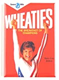 Mary Lou Retton Cereal Box Fridge Magnet (2 x 3 inches)