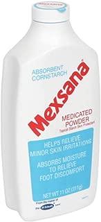 Mexsana Medicated Powder 11 oz (Pack of 11)